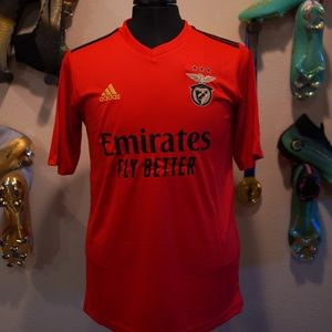New Red Everton Benfica home 20/21 jersey
